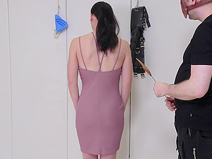 Audrey Holiday gets surprised with a big load of delicious dick