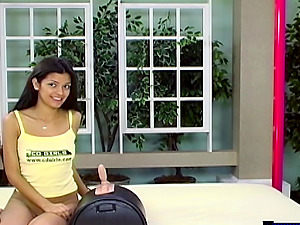 Amatuer teen's first Sybian & other toys