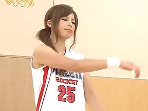Japanese naked basketball