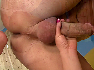 Anal action with Lucky Benton you don't wanna miss