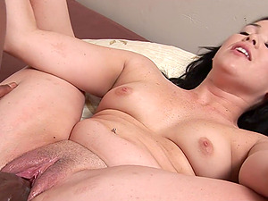 Amy Starz fucks biggest black dick ever