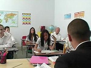 After School Hump With Jenaveve Jolie And Her Perverted Lecturer