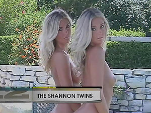 Two mischievous twins Kristina and Karissa are so hot