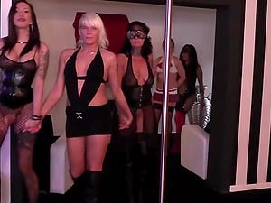 german gangbang casting with normal housewifes