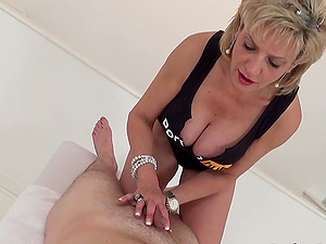 think, mature wife wants big cock bad taste