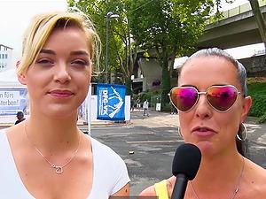 Gamer girl Anny Aurora fucks a stranger