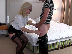 german amateur mature teacher fuck n creampie