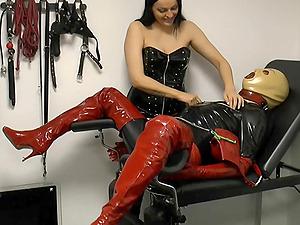 german femdom domina torture a bdsm sllave