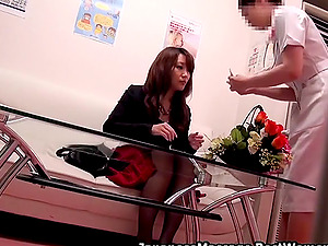 Asian Fake Gyno Doctor Exam Girls Spycam