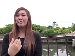 Sexy Asian milf wants to reach heaven while her friend fucks badly
