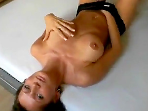 So pretty wife wanted my dick so bad in her wet pussy