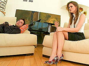 Foot worship & Hot Xxx Bang-out