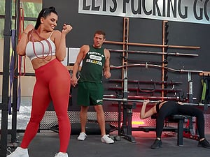 Fucking in all possible poses is everything that Romi Rain needs