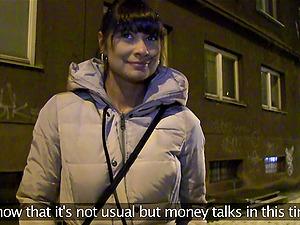 HD POV video of Czech amateur milf Tera Joy fucking in the open
