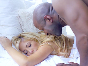 Tasha Reign shows some serious big dick skills as she cheats with her boyfriend