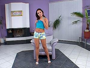 Szilvia Lauren have superb time finger-tickling and frolicking herself