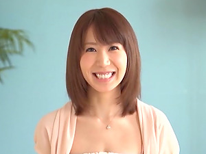 Homemade POV video of a dude fucking his Japanese GF Chibana Meisa