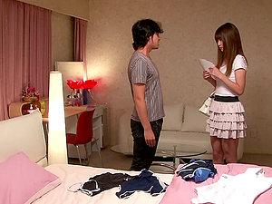 Wild Cheating Wifey Gets A Gooey Internal ejaculation