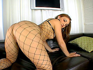 Layla Rose gets her vagina fucked in every known position