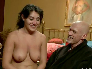 Charley Chase gets tormented and fucked by a group of people