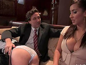 Amber Rayne and Isis Love get nasty in a hot Domination & submission vid