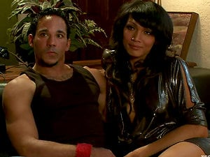 Lobo and Yasmin Lee love pounding each other's butts