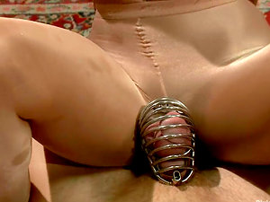 Fucked Up Female Predominance and Ball Torment by Face Sitter Skin Diamond