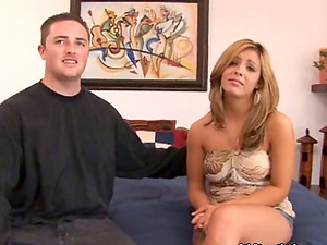 Gorgeous Blonde Latina Mummy Getting Her Cootchie Fucked